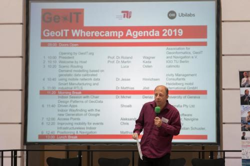 GeoIT WhereCamp 2019